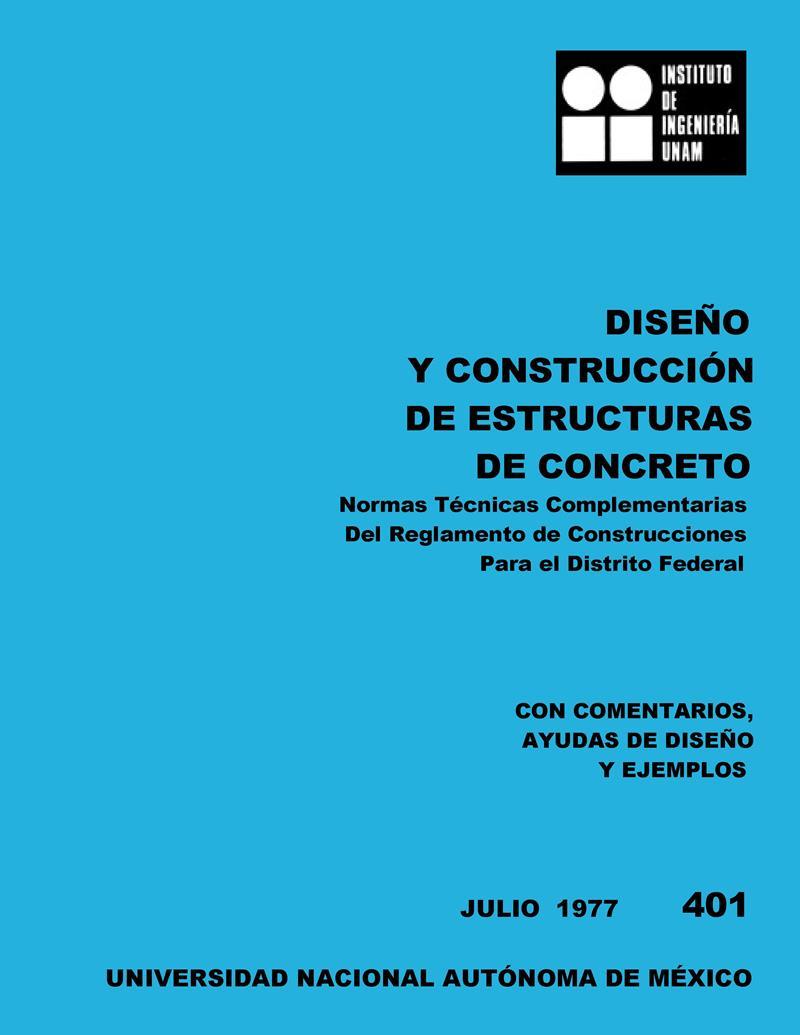 Diseño y construcción de estructuras de concreto