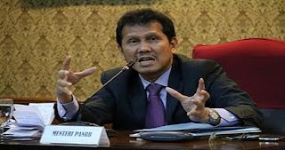 Penerimaan CPNS 2018, Menteri PAN-RB Siapkan Formasi Khusus Bagi Guru Honorer