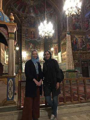 nk Cathedral, the Church of the Saintly Sisters, is one of that wonderful places where astonish you. It is famous for its mural paintings and the world's third best Armenian Museum is located in it.