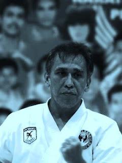 Iwan Fals Olahraga Karate