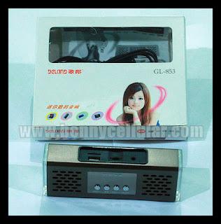 Speaker GL 853