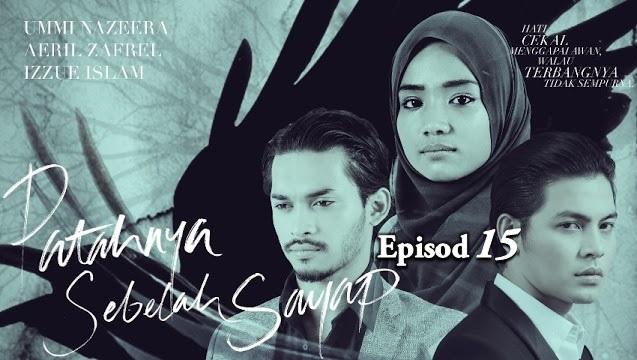 Drama Patahnya Sebelah Sayap – Episod 15 (HD)