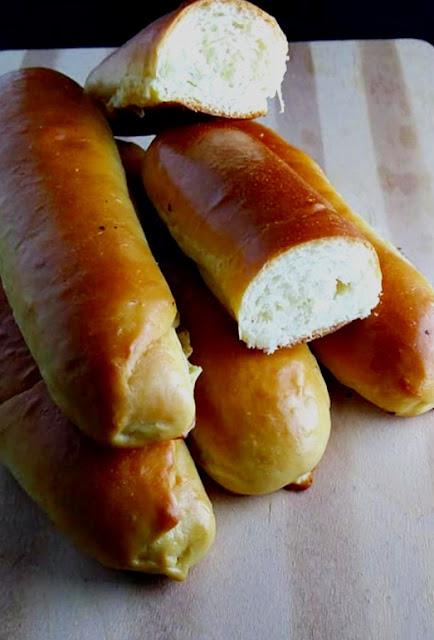 خبز الفينو أو الصامولي القطني الهش