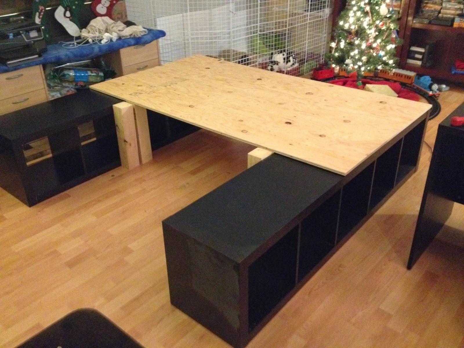 tansy dolls ikea hack king size bed. Black Bedroom Furniture Sets. Home Design Ideas