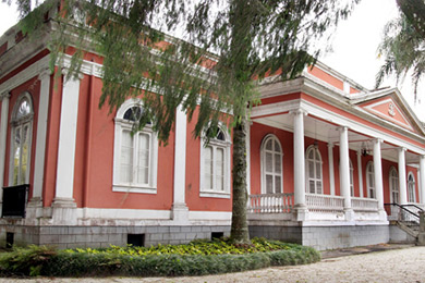 Casa onde viveu a Princesa Isabel, em Petrópolis
