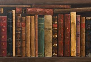 Juan Álvarez Cebrián - Old books.