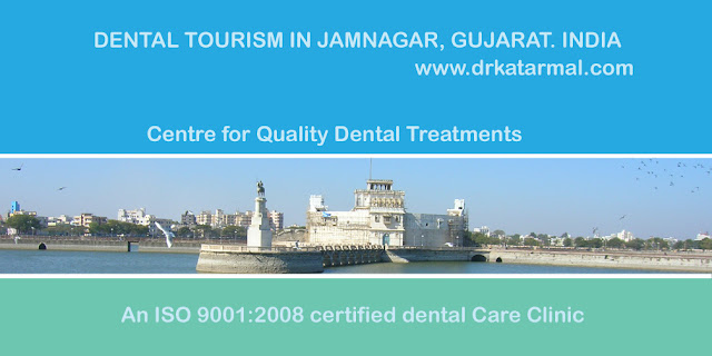 tourist point of Jamnagar lakhota lake with dental clinic