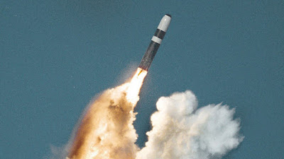 Misil estadounidense Trident II