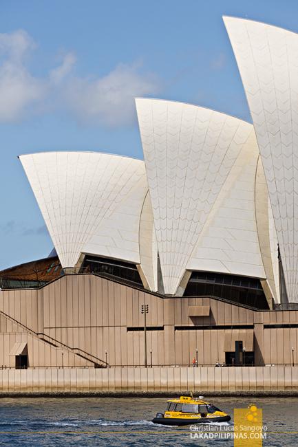 Sydney Harbour Cruise Sydney Opera House