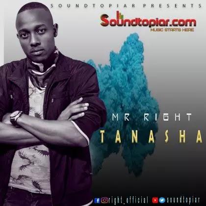 Download Audio | Mr Right - Tanasha