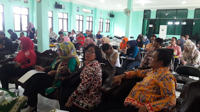 Pemkab Pringsewu Sosialisasikan Pembuatan Dokumen LAKIP