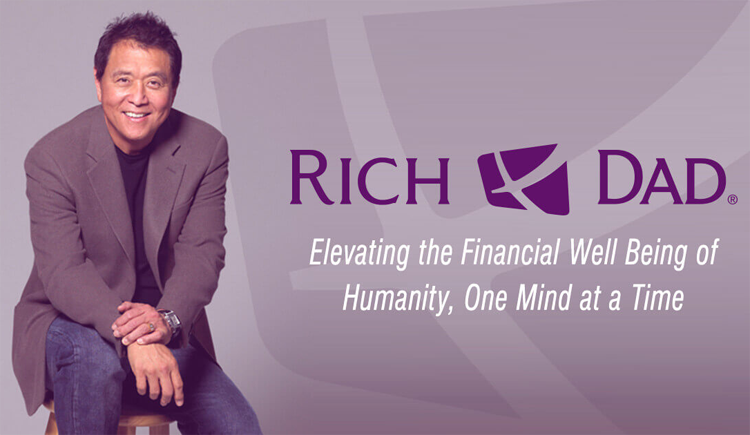 rich dad poor dad robert t kiyosaki