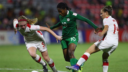 Falconets Player Collapses At Abuja Hotel After NFF Failed To Pay Off Team