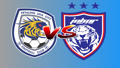 Live Streaming PJ City FC vs JDT FC Liga Super 13.4.2019