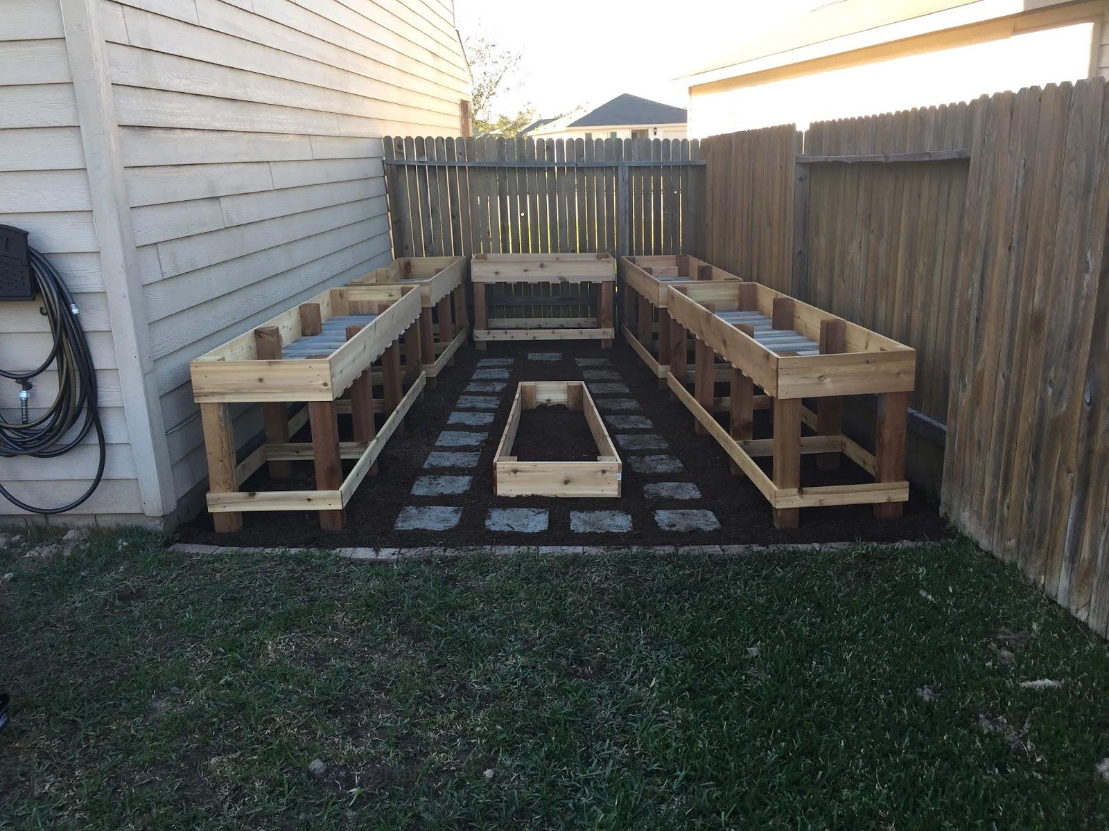 The Wellness PA-C: DIY Raised Garden Beds on Garden Bed Ideas For Backyard id=35750