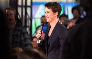 Cable News Ratings Upheaval: Maddow and Cooper Dominate, Fox Slips With Rare Week at No. 3