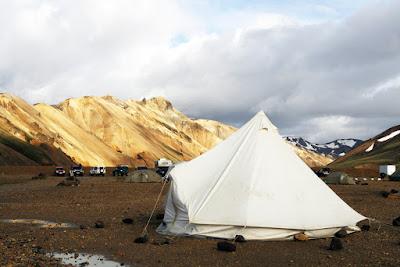 Devriez-vous camper en Islande?