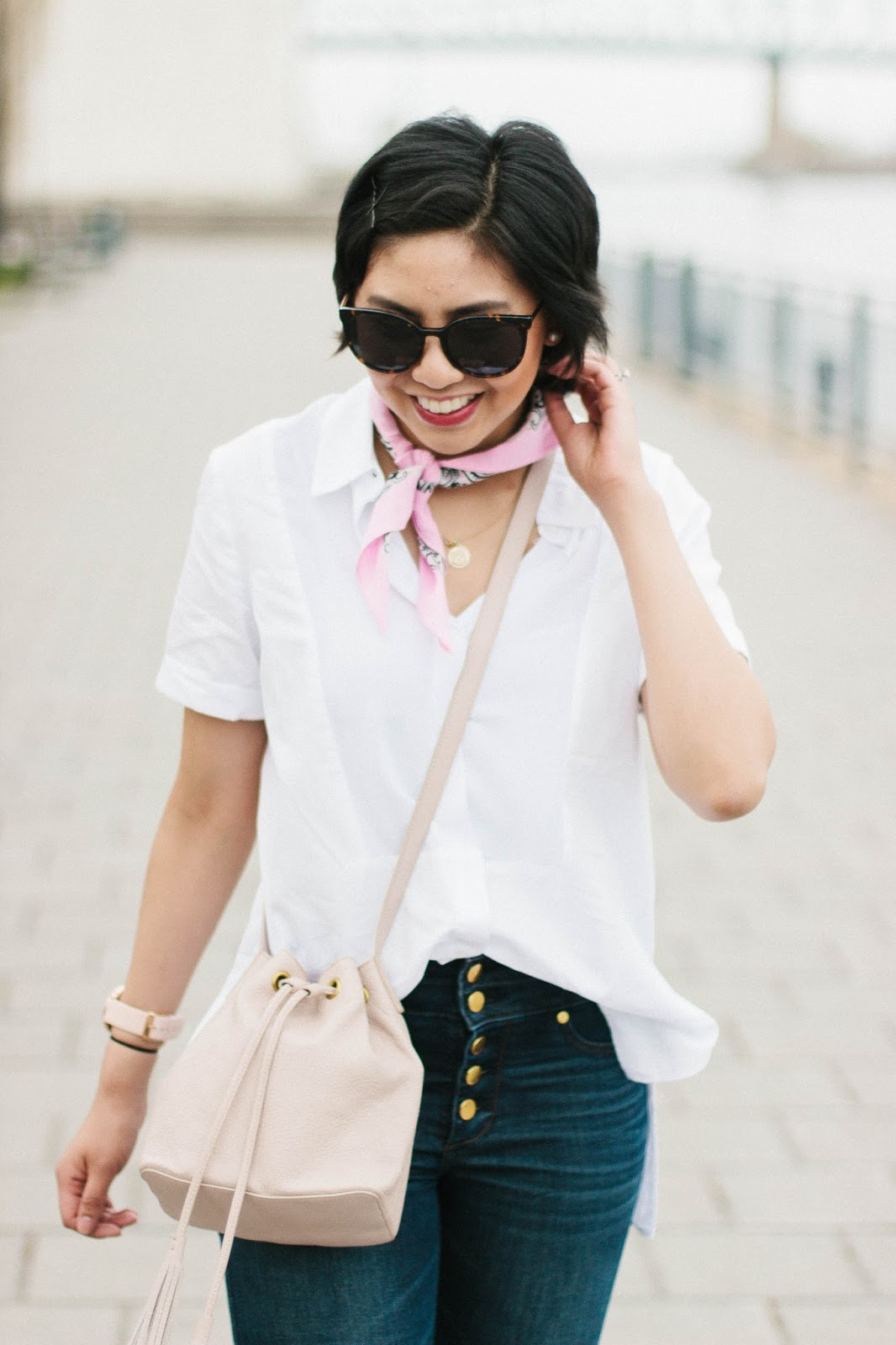 Top five affordable neck scarves - Parisian Style