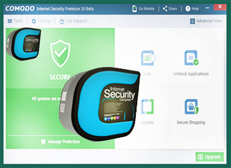 Free Internet Security >> Download Comodo Internet Security Latest Version 2018 Free Files Pc