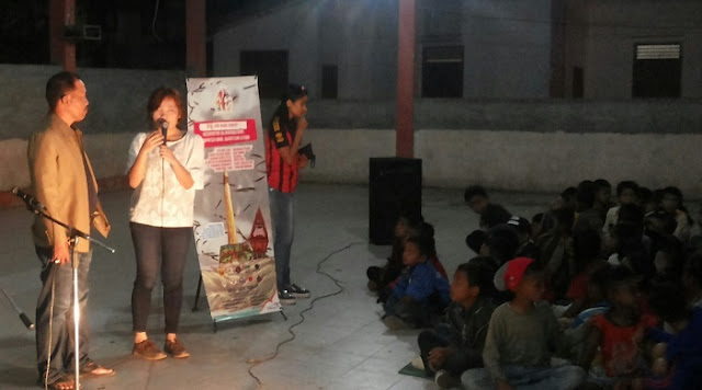 Pre Event Silahisabungan Arts Festival Libatkan Anak-anak