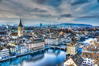 24 Hours in Zurich - The Most German City in Switzerland