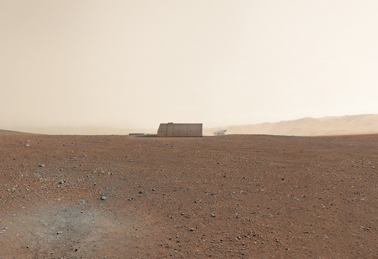 Google Cloud Platform expands to Mars