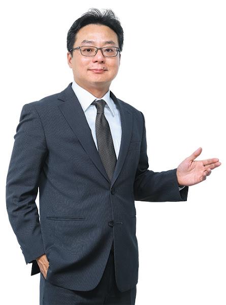 中國信託數位金融處副總經理周郭傑
