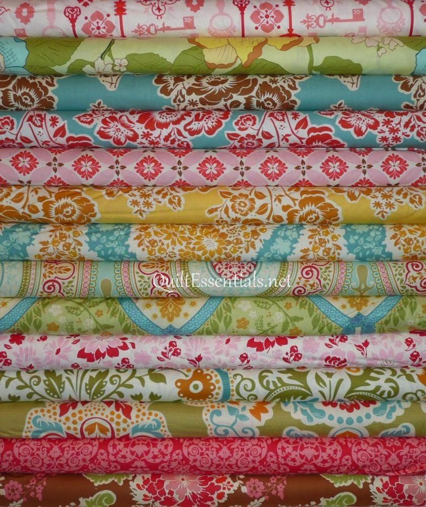 Quiltessentials Sandi Henderson Secret Garden Fabric
