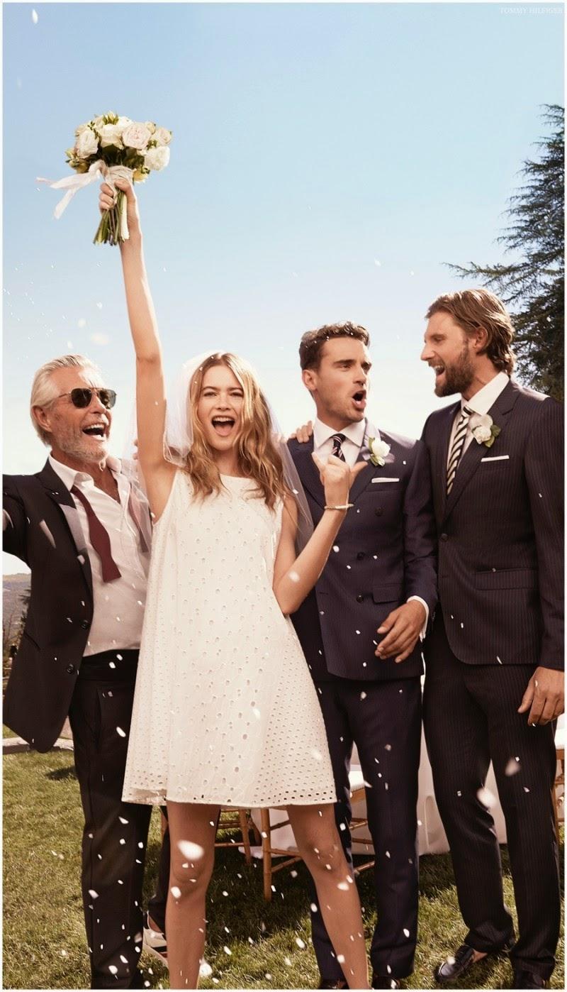 boda, Bodas 2015, ceremonia, I do, menswear, Spring 2015, Suits and Shirts, The Hilfigers, Tommy hilfiger, trajes de novio,