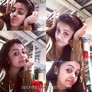 Foto Selfie Devoleena Bhattacharjee Imut Cute dan Lucu