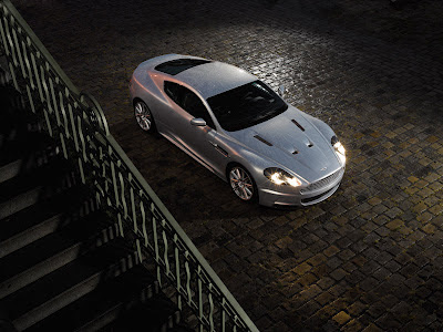 Aston Martin DBS -2008