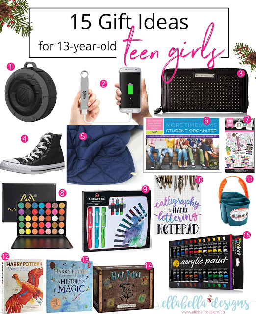 Best Gifts For 15 Year Old Girl