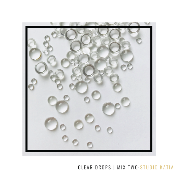 Clear Drops Mix Two