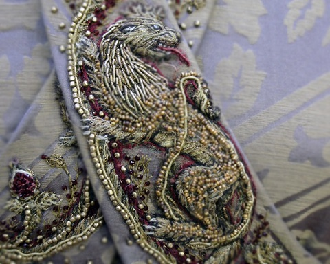 Amazing Bead Embroidery From The Game Of Thrones Series The