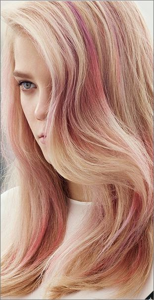 Wella Introduces The Very First Demi Permanent Pastel Hair Color