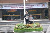Kapolresta Bandar Lampung Pimpin Upacara Peringatan Hari Kebangkitan Nasional ke-111