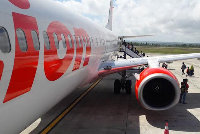 Agar Bisa Naik Pesawat Lion Air, Ini Yang di Lakukan Calon Penumpang