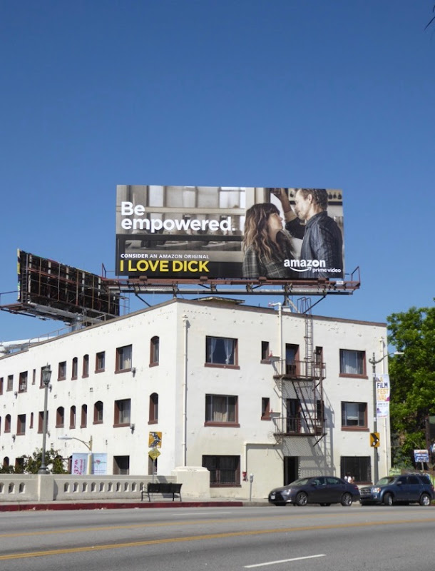 I Love Dick season 1 Emmy FYC billboard