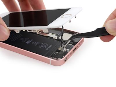Sửa điện thoại iPhone gía rẻ