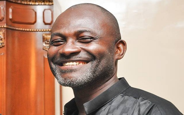 The Member of Parliament (MP) for Assin Central, Kennedy Agyapong