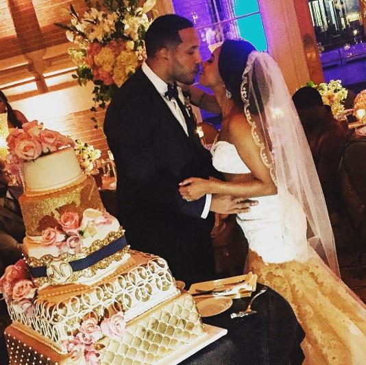 Kirk Franklin Daughter Carrington Marries A Nigerian