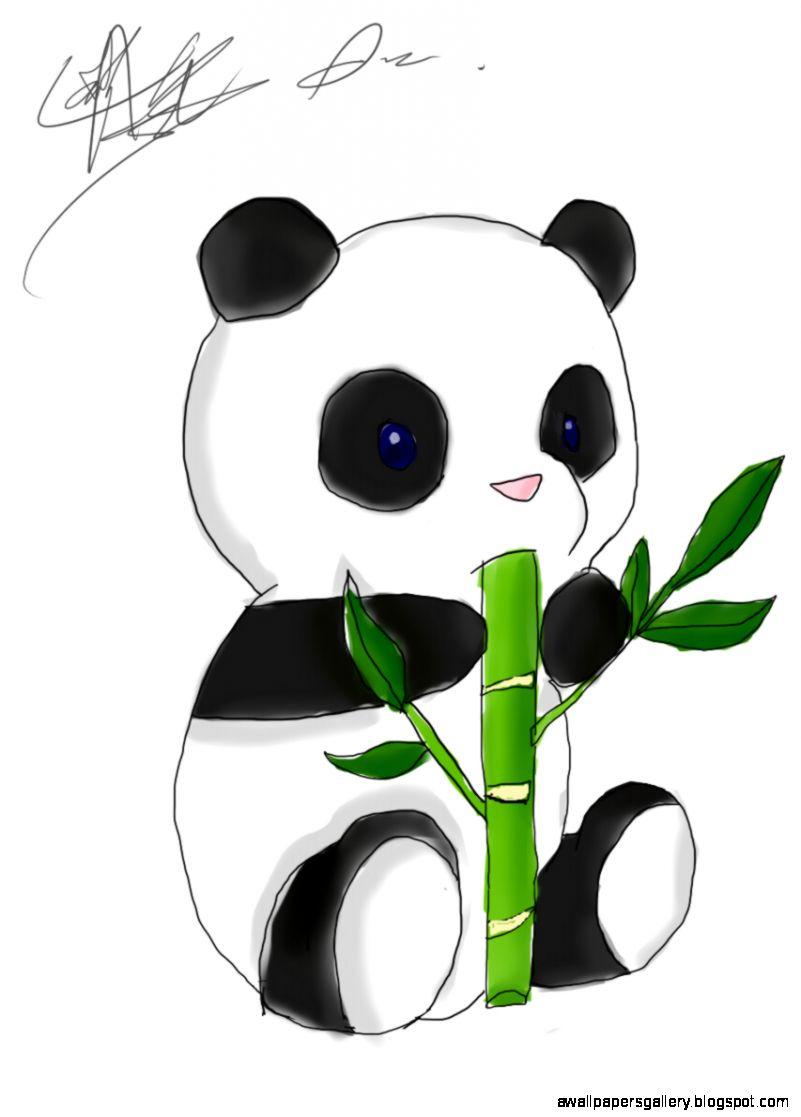 Panda chibi wallpaper wallpapers gallery - Panda anime wallpaper ...