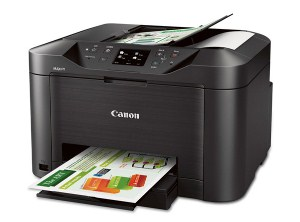 Canon MAXIFY MB5020 Driver Download, Wireless Setup and Review