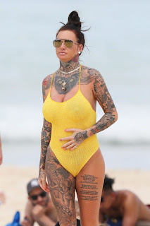 Jemma-Lucy-was-pictured-in-a-yellow-swimsuit-at-a-beach-in-Sydney.-l6vgkq3wv6.jpg