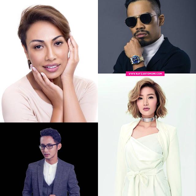 Konsert Jom Tonton Di The Curve Mutiara Damansara Pada 22 April 2017!