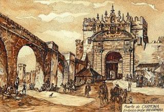 Foto de la Sevilla que se fue
