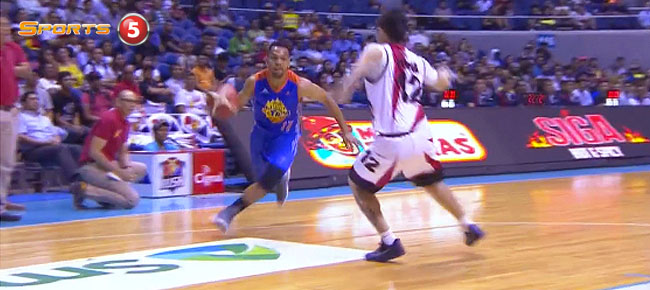 Jayson Castro DROPS RR Garcia with Ankle Breaking KILLER Crossover (VIDEO)