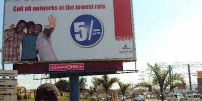Billboard with a price. PHOTO | FILE