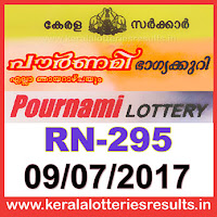keralalotteries, kerala lottery, keralalotteryresult, kerala lottery result, kerala lottery result live, kerala lottery results, kerala lottery today, kerala lottery result today, kerala lottery results today, today kerala lottery result, kerala lottery result 09-07-2017, pournami lottery rn 295, pournami lottery, pournami lottery today result, pournami lottery result yesterday, pournami lottery rn295, pournami lottery 9.7.2017