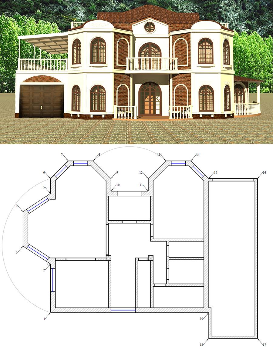 Русский дизайн интерьера